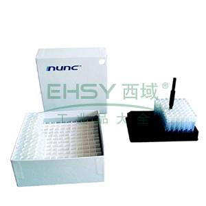 Nunc Crybank vial和Bank-itTM附件,74cm冻存管架