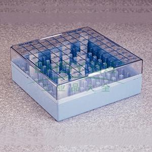 Nunc MAX-100 CryostoreTM冻存管盒,max-100冻存管盒,带10*10间隔器