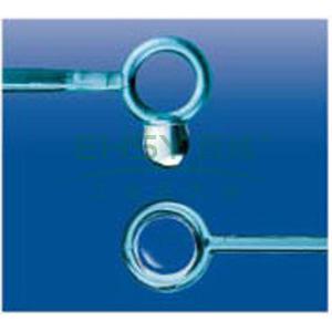 安全接种环,白色,非无菌,聚苯乙烯