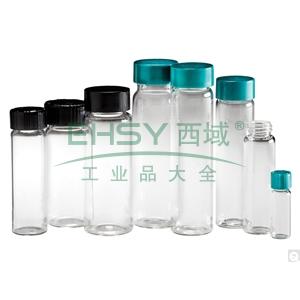 VIAL 色谱样品瓶 22x45mm w/20-400 scr top 100/pk