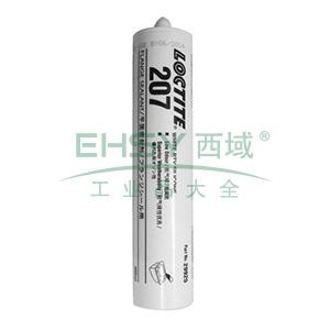 乐泰硅橡胶平面密封剂,207系列白色,300ML