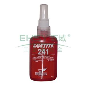 乐泰螺纹锁固剂,Loctite 241中强度,50ML