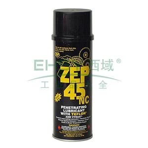 美国洁普45 NC非氯化渗透型润滑剂,397G*12喷罐