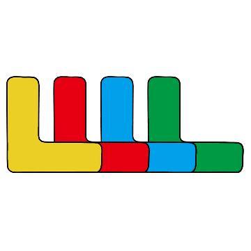 重载型5S管理地贴(L型)-高强度PVC材料,自带背胶,厚2mm,红色,50×150×150mm,10个/包,15826