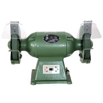 西湖250重型三相台式砂轮机,380V 0.75KW 2850r/min,M3225