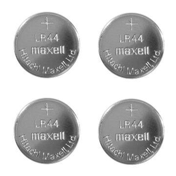 德图/Testo 纽扣电池, LR44 1.5V(4节),订货号:0515 0032