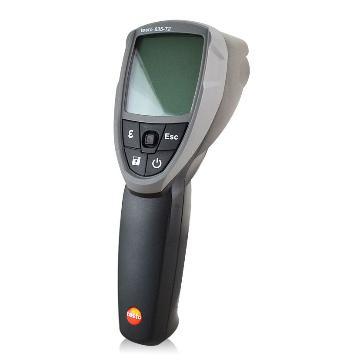 德图/Testo 红外高温测量仪 可另配K型热电偶探头,testo 835-T2,订货号:0560 8352