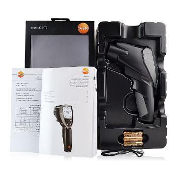 德图/Testo  testo 835-T2红外高温测量仪 可另配K型热电偶探头,订货号:0560 8352