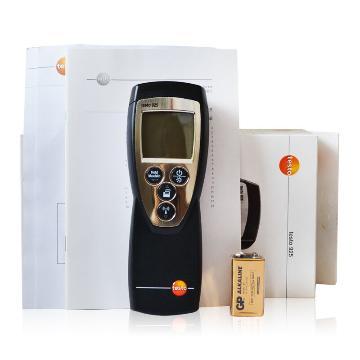 德图/Testo testo 925单通道温度仪 含保护软套,订货号:510999 9250
