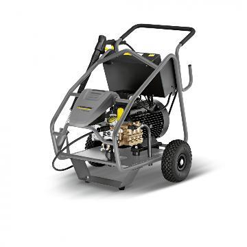 凯驰超高压冷水清洗机,车载厢移动式  HD9/50-4