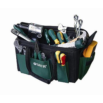 """世达箱式工具包,16""""箱式工具包 95185"""