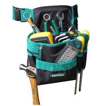 世达工具包,6袋式腰包(图片为效果图,实物不含图片中的工具) ,95212