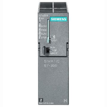 西门子/SIEMENS 6ES7314-1AG14-0AB0中央处理器