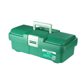 """世达塑料工具箱,15"""" 95161"""
