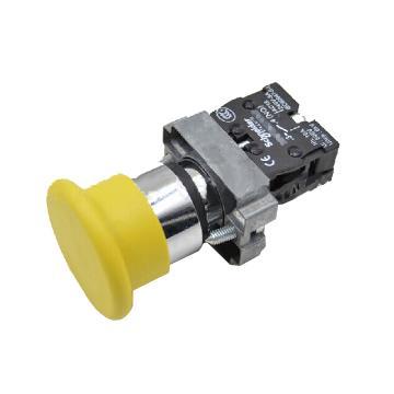 施耐德 XB2 蘑菇头按钮(ZB2BZ101C+ZB2BC5C),XB2BC51C