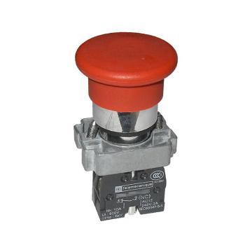 施耐德 XB2 蘑菇头按钮(ZB2BZ102C+ZB2BC4C),XB2BC42C