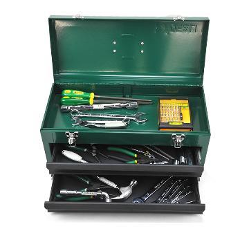 """工具箱,双抽屉 21"""",DL-TX021"""