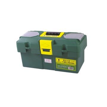 """工具箱,塑料制 15""""(加强型),DL-TC240"""