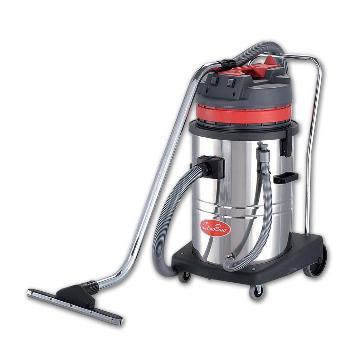 超宝牌60L不锈钢桶吸尘吸水机,CB60-2