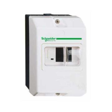 施耐德 电动机断路器外壳,(适用于GV2ME),带密封盖,IP55,GV2MC02