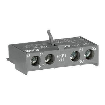 ABB电动机保护用断路器辅助触头(前装),HKF1-11