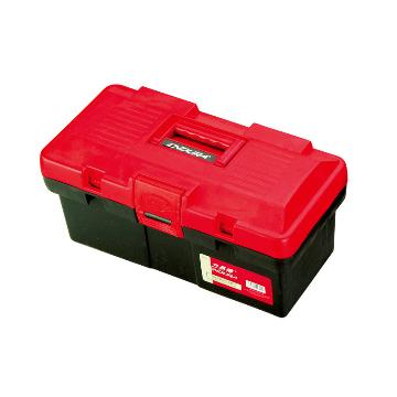 """力易得工具箱,塑料加强型 15"""", E8123"""