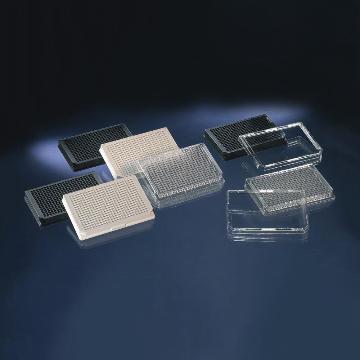 Nunc384孔微孔板,聚苯乙烯,外部尺寸128*86mm,表面,MaxiSorp,颜色,透明,未灭菌,无盖,数量每包10/30