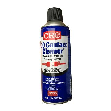 CRC精密电器清洁剂,CO接触式清洗剂,CO Contact Cleaner,300g