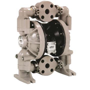 """英格索兰/Ingersoll Rand 6661A3-3EB-C ARO1""""非金属壳体气动隔膜泵"""