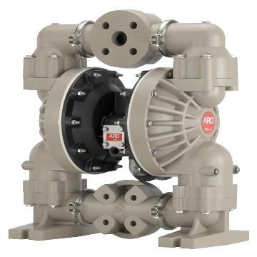 """英格索兰/Ingersoll Rand 6662A3-344-C ARO2""""非金属壳体气动隔膜泵"""