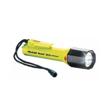 派力肯 防水手电筒,2010 LED光源 (适配3节2号电池 不含电池),单位:个
