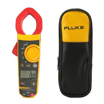 福禄克/FLUKE 钳形表,FLUKE-317,真有效值,600A交直流