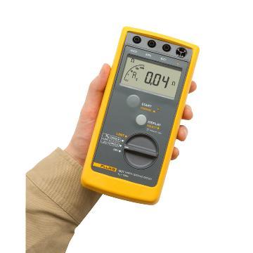 福禄克/FLUKE FLUKE-1621接地电阻测试仪,需另配接地测试附件