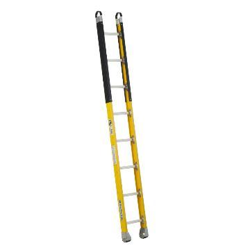 稳耐 绝缘沙井梯,踏台数:8,额定载荷(KG):170,工作高度(米):1.5,耐压(KV):35,M7108-1