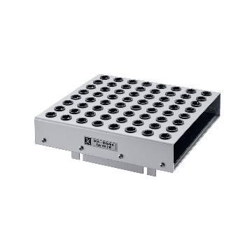 """摇床夹具,艾卡,VX2E,Eppendorf 夹具,深度混匀64支""""Eppendorf""""试管(1.5ml)"""