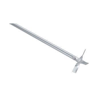 IKA搅拌桨,R 1342,搅拌桨直径:50mm,搅拌杆直径:8mm