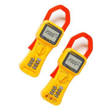 福禄克/FLUKE FLUKE-353真有效值钳表,2000A量程,58mm钳口,仅测量电流