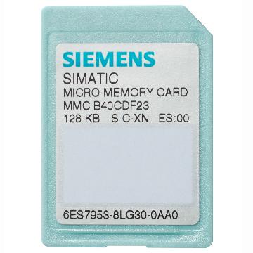 西门子SIEMENS 存储卡MMC卡,6ES7953-8LG31-0AA0