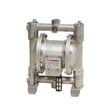 "fuel works  17150500 1/2""金属壳体气动隔膜泵"