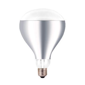 佛山照明浴霸灯泡 红外线取暖 275W E27 长度165mm 16个/箱,单位:箱