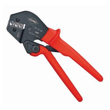 凯尼派克 KNIPEX 省力型棘轮压线钳97 52 09