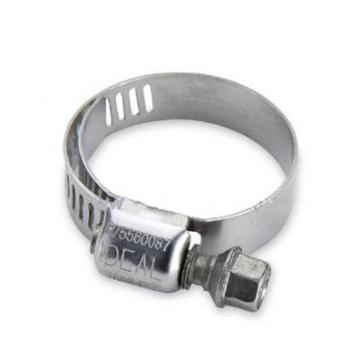 艾迪尔/IDEAL 67004-0008 304不锈钢带宽卡箍