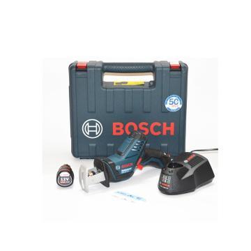博世充电式马刀锯,12V锂电池 往复0-3000rpm,GSA 12V-Li,060164L981