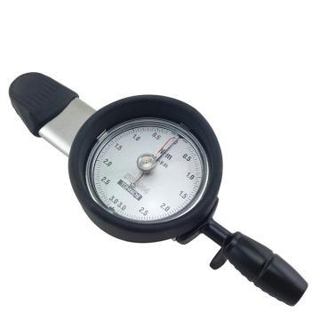 东日 表盘式扭力扳手,扭力范围:0.3-3N.m,DB3N4-S