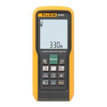 福禄克/FLUKE 激光测距仪,100m量程,FLUKE-424D