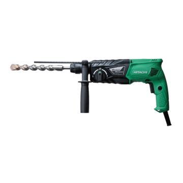 电锤钻,24mm 转速0-1050/min 锤击率0-3950/min,DH24PH