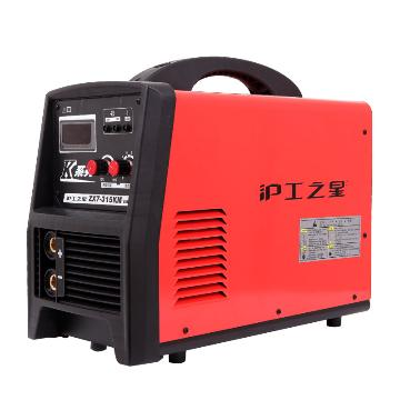 沪工之星逆变直流弧焊机,ZX7-315KM,双电源,含风冷,快速插头