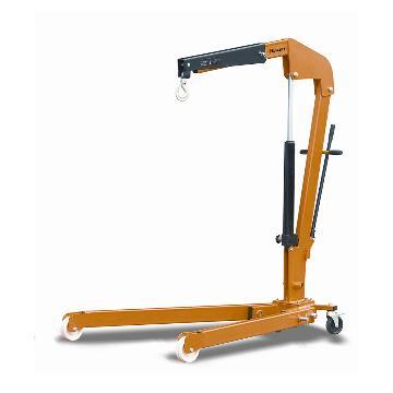 虎力 欧式重型单臂吊,载重量(位置1,2,3):1000/800/700kg