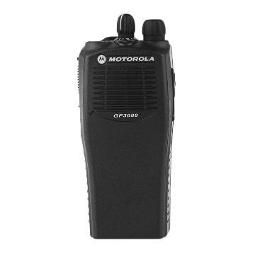 对讲机,摩托罗拉GP3688(氢电池)频段:403-440(如需调频,请告知)