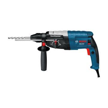 博世电锤,2.9kg 四坑可调速正反转,820W,GBH 2-28D,0611267080